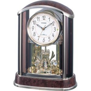 置き時計 パルアモールR658 4RY658-023 シチズン時計|clock-shop-cecicela