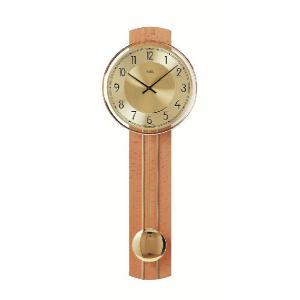 AMSアームス振り子時計 7115-18 ビーチウッド AMS振り子時計|clock-shop-cecicela