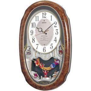 アミューズ時計ウエーブシンフォニー AM213H セイコー SEIKO電波時計 clock-shop-cecicela