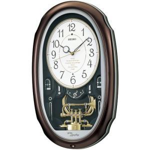 アミューズ時計ウエーブシンフォニー AM230H セイコー SEIKO電波時計 clock-shop-cecicela