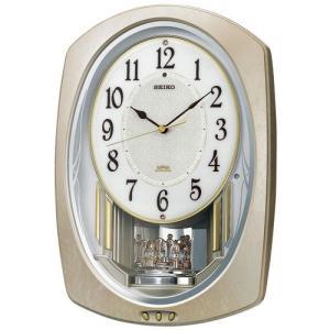 アミューズ時計 ウエーブシンフォニー AM247P セイコー SEIKO電波時計