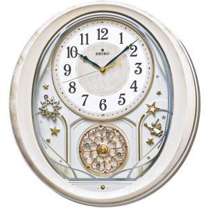 アミューズ時計ウエーブシンフォニー AM251P セイコー SEIKO電波時計 clock-shop-cecicela