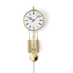 スタイリッシュな機械式が魅力! アームスAMS振り子時計 機械式 348  AMS掛け時計|clock-shop-cecicela