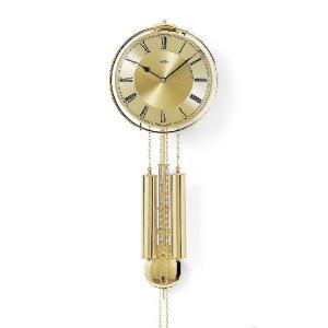 スタイリッシュな機械式が魅力! アームスAMS振り子時計 機械式 356 AMS掛け時計|clock-shop-cecicela