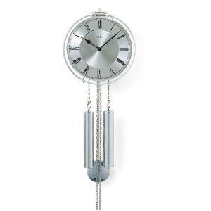 スタイリッシュな機械式が魅力! アームスAMS振り子時計 機械式 358 AMS掛け時計|clock-shop-cecicela