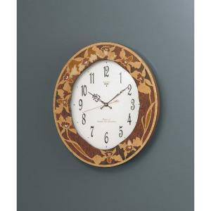 セイコーDECOR 掛け時計 SEIKO電波時計 AS890B clock-shop-cecicela