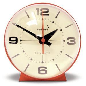 NEW GATEニューゲート アラームクロック BUBBLEレッド|clock-shop-cecicela
