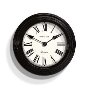 NEW GATE(ニューゲート) Petite  Gallery2 ブラック FAP584EK  掛け時計|clock-shop-cecicela