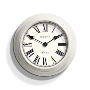 NEW GATE(ニューゲート) Petite  Gallery2 クリーム FAP584LW  掛け時計|clock-shop-cecicela