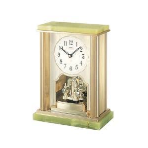 セイコー置時計エンブレム SEIKO置き時計 HW444M clock-shop-cecicela