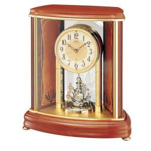セイコーメロディ置時計エンブレム  SEIKO電波置き時計 HW528B clock-shop-cecicela