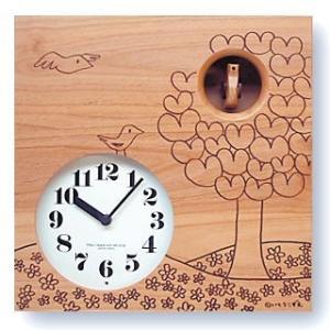 鳩時計 さんてる 日本製 はと時計 IK656NA カッコークロック 国産 手作り カッコークロック 国産 手作り clock-shop-cecicela