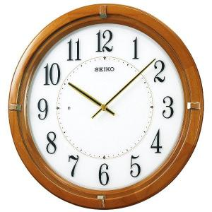 セイコー置き掛け兼用時計 SEIKO電波時計 KX502B|clock-shop-cecicela