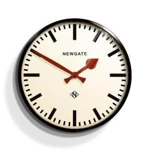 NEW GATEニューゲート掛け時計 Putney Wall Clock ブラック PUT390K|clock-shop-cecicela