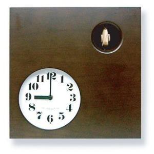 鳩時計 さんてる 日本製 はと時計 QL655BR カッコークロック 国産 手作り clock-shop-cecicela