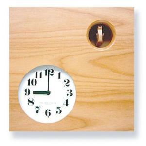 鳩時計 さんてる 日本製 はと時計 QL655NA カッコークロック 国産 手作り clock-shop-cecicela