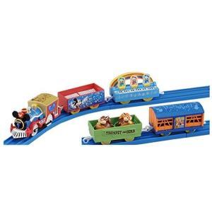 プラレール ディズニードリーム レールウェイ ミッキーマウス&フレンズ ミュージカルパレード 貨車セット|clorets