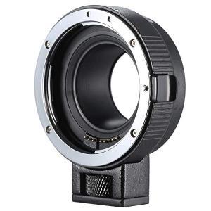 EF-EOSM レンズマウントアダプター サポート自動露出・オートフォーカス・自動絞り for Ca...