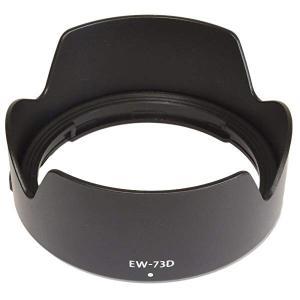 [b]商品について[/b] レンズ先端に取り付けるフードです。 Canon EW-73Dの互換品です...