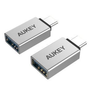 [2点セット] USB C to USB A変換アダプタ USB 3.0 Type cコネクタ OT...