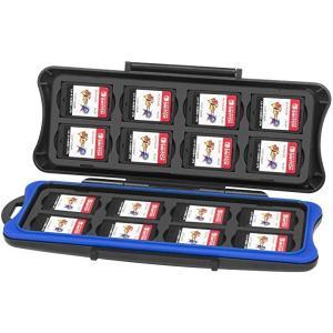 デザインFor「Nintendo Switch」ゲームカードの収納  ・持ち運びに便利なケースです。...