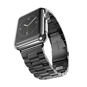 アップルウォッチバンド apple watch Apple Watch バンド 金属 Apple Watch に専用 バンド ステンレス アップルウォッチ 交換バ ...|clorets