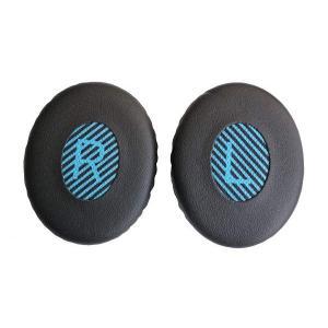 交換用耳パッドEarpadsレザークッション修理パーツfor Bose Soundlink Bluetoothワイヤレスヘッドフォンon-ear soundlink oe bt ...|clorets
