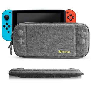 Nintendo Switch保護ケースNintendo Switchを便利に持ち運ぶために、この軽...