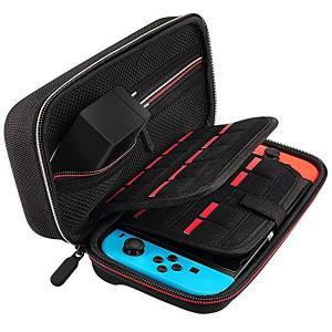 改良版「Nintendo Switch ケース」  【新品の改良点】ACアダプターも入れるようにケー...