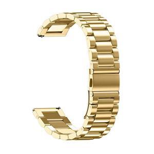 送料無料 22mm 腕時計バンド ステンレス 腕時計ストラップ 交換ベルト対応 Samsung Ge...