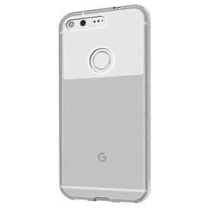 Google Pixel XL ケース カバー 滑りにくい スタイリッシュTPU シリコンケース ソ...