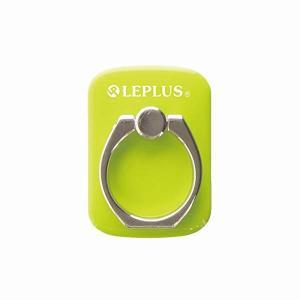 スマートフォン(汎用) スマートフォンリング 「Grip Ring/PALLET」 グリーン LP-...