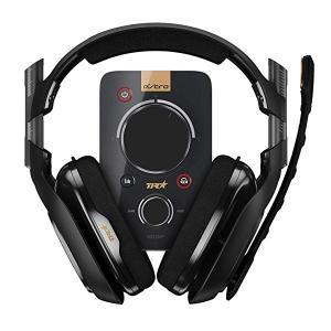ASTRO アストロ A40 TR ゲーミングヘッドセット + MixAmp Pro TR ミックス...