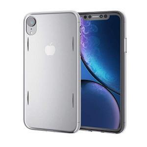 エレコム iPhone XR ケース AQUA樹脂採用 薄さ0.6mm [本体をぎりぎりまで包み込む...