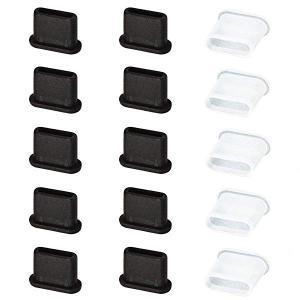 送料無料 送料無料 USB3.1 Type-C コネクタカバー キャップ メス用 10個 シリコン製...