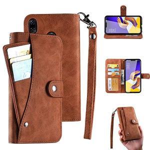 Xiaomi Mi 8 手帳 ケース カードケース レザーケース ICカード収納 財布型 ケース 軽...