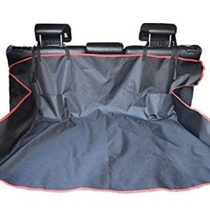 車内の汚れを防ぐ!! 取付簡単 トランク用 防水性ドライブシート  愛するペットと車に乗ってお出かけ...