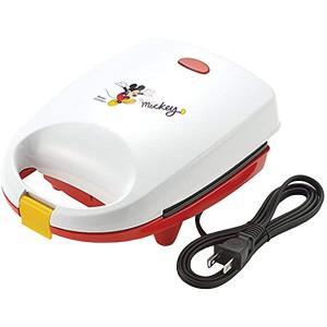 タマハシ 「ミッキーマウス」 ワッフルメーカー MM-211 ホワイト|clorets