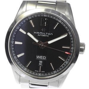 【HAMILTON】ハミルトン ブロードウェイ デイデイト H435150 自動巻き メンズ【ev0...