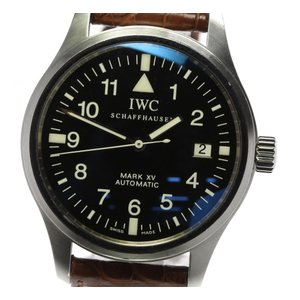 【IWC】パイロットウォッチ マークVX IW325301 自動巻き メンズ【ev05】