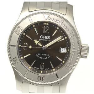 【ORIS】オリス ビッククラウン ダイバー 7502 自動巻き メンズ