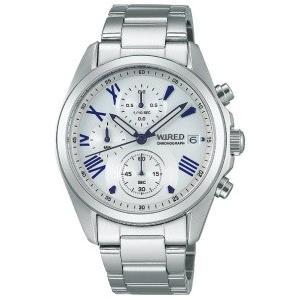 送料無料 セイコー WIRED   PAIR STYLE  メンズ 腕時計 AGAT406 福士蒼汰おすすめモデル  clost