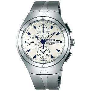 送料無料 セイコー WIRED AGAV118 クロノグラフ メンズ 腕時計 clost