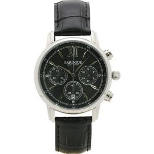 BAROQUE【バロック】 BA1009S-02B クラシカルな美しさを追及したデザイン メンズ 腕時計 クォーツ 正規品 おまけ付 clost