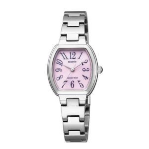【クリスマスプレゼント】女性がつけても大きすぎず丁度いいソーラー腕時計の画像