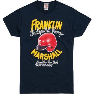 フランクリンマーシャル FRANKLIN&MARSHALL 国内正規取り扱い ヒーローインターナショナル仕入れ Tシャツ 半袖 メンズ