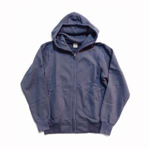 バズリクソンズ BUZZRICKSON'S フルジップスウェットパーカー・BR65623 FULL ZIP SWEAT PARKA PLAIN clothingstorespirits