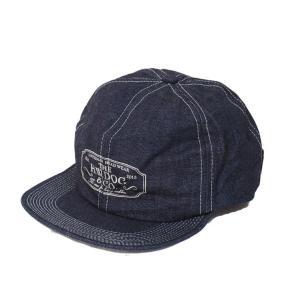 THE H.W.DOG & CO. エイチダブルドッグ 帽子 トラッカーキャップ・D-00004-D TRUCKER CAP