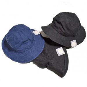 THE H.W.DOG & CO.ザエイチダブルドッグ 帽子 ハット・D-00526 LINEN FATIGUE HAT|clothingstorespirits