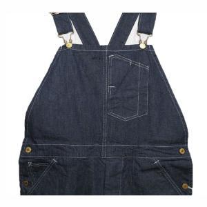 ヘッドライト HEADLIGHT(東洋エンタープライズ SUGARCANE シュガーケーン)オーバーオール・HD41930 9.5oz.BLUE DENIM LOWBACK OVERALL|clothingstorespirits